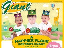 Giant Malaysia Promotion Weekly Catalog