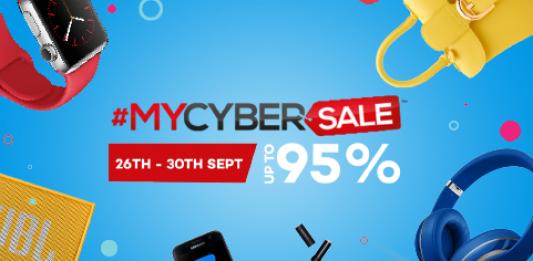 Lazada Malaysia Sale MYCYBERSALE