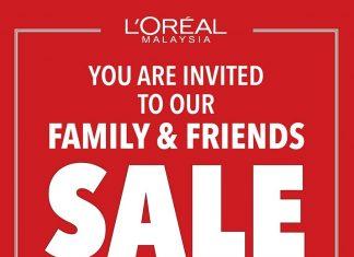 L'oreal-warehouse-sale-Berjaya-Times-Square-KL