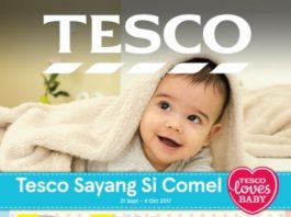 Tesco Malaysia Promotion Weekly Catalogue