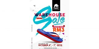 fipper warehouse sale 2016