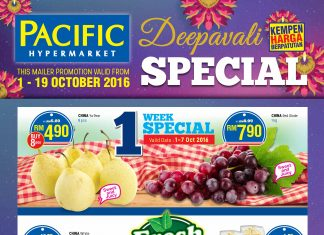 Pacific Hypermarket Promotion Weekly Catalogue