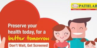Pathlab Health Screening Promotion