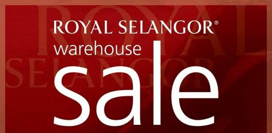 Royal Selangor Warehouse Sale on Oct 2016