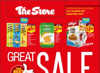 The Store Promotion
