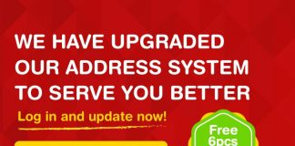 McDonald's Malaysia McDelivery free giveway