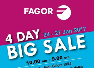 Fagor Home Appliances promotion 2017