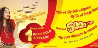 Vietnam Airlines Vietjet promotion 2017
