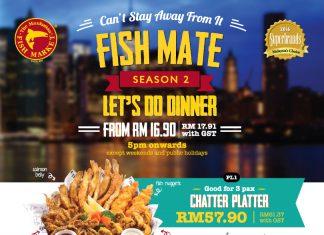 Manhattan Fish Market Malaysia promotion 2017