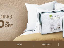 Lazada Branded Bedding Sale 2017
