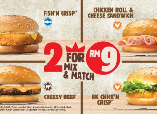 burger king promotion 2017