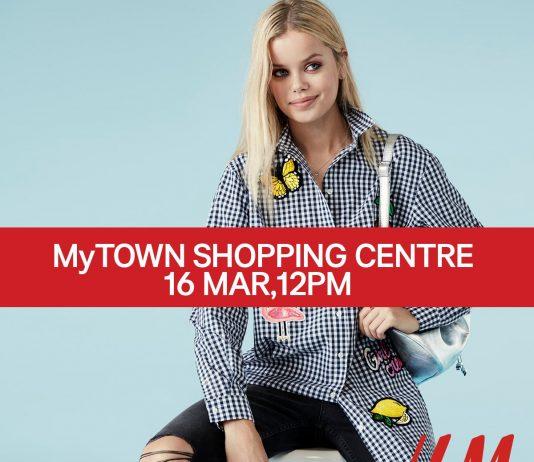 H&M Malaysia Free Giveaways & Free H&M Vouchers