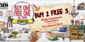 TSEN Lighting Clearance Sale March 2017