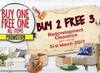 TSEN Lighting Clearance Sale March 2017