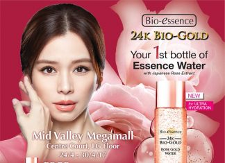 Bio Essence Malaysia Free Sample Giveaway April 2017