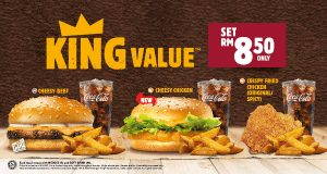 Burger King Promotion April 2017