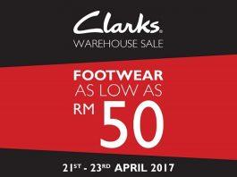 Clarks Sale April 2017