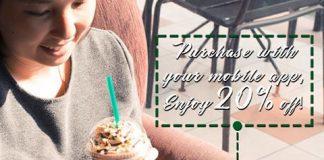 Starbucks Malaysia Promotion July 2017