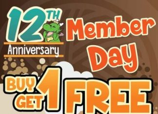 Bar B Q Plaza Promotion 2017 Buy 1 FREE 1 Deal
