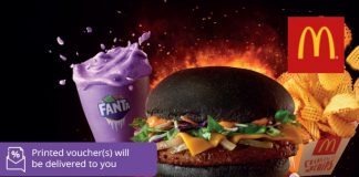 McDonald's Malaysia Cash Voucher Promotion 50% Discount