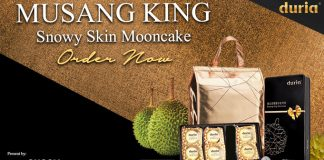 Musang King Snowy Skin Mooncakes Promotion 2017 Mooncake Festival Deals