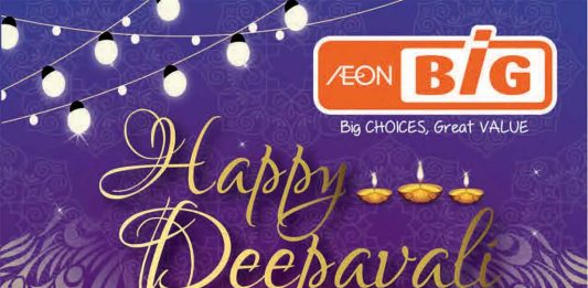 AEON BIG Malaysia Promotion October 2017 Happy Deepavali Deals