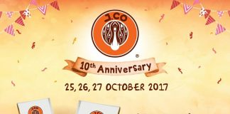 J.Co Anniversary Promotion 2017