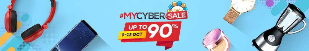 Lazada MYCYBERSALE 2017 Pinnacle Partners Marketplace