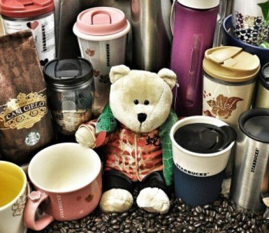 Starbucks Merchandise Promotion October 2017