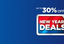 MAS Promotion New Year Deals