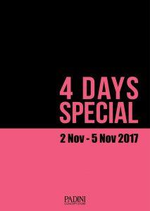 Padini Promotion November 2017