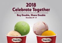 Haagen-Dazs Malaysia Promotion Ice Cream Buy 1 Share 1 Double Scoop