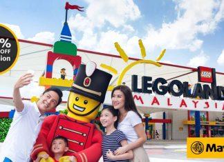 Legoland Malaysia Promotion December 2017