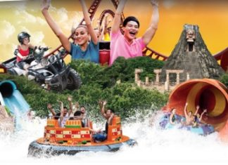 Sunway Lagoon ticket promotion Buy 1 Free 1