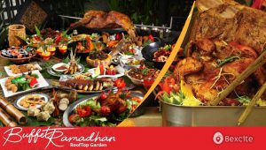 Ramadan Buffet Promotion 2018
