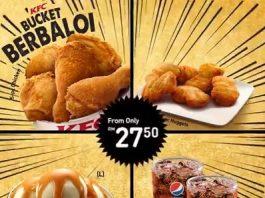 KFC Malaysia promotion July 2018