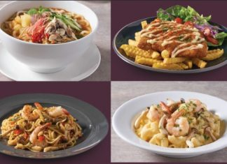Secret Recipe promotion Buy 1 Free 1 Deal