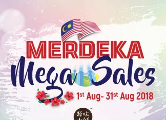 Original Cake Malaysia Merdeka Sales August 2018