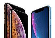 Apple iPhone release date 2018