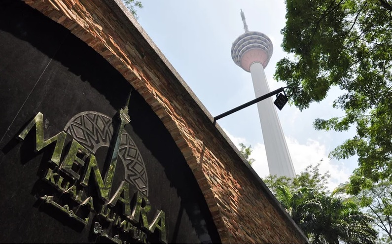 KL Tower Atmosphere 360 Buffet Lunch & Blue Coral Aquarium Admission