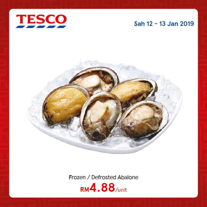 Tesco Malaysia Promotion Jan 2019 CNY Deals
