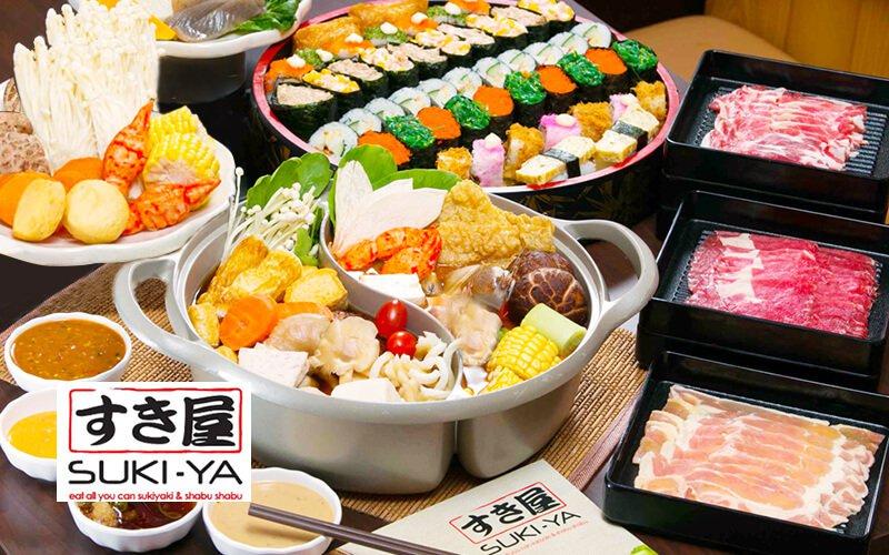 Shabu Shabu Lunch Buffet Promotion