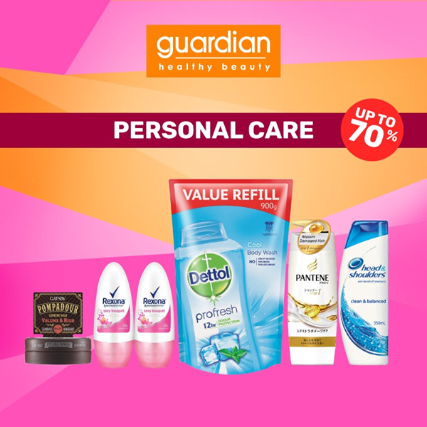 Guardian Malaysia Promotion Weekend Super Savers