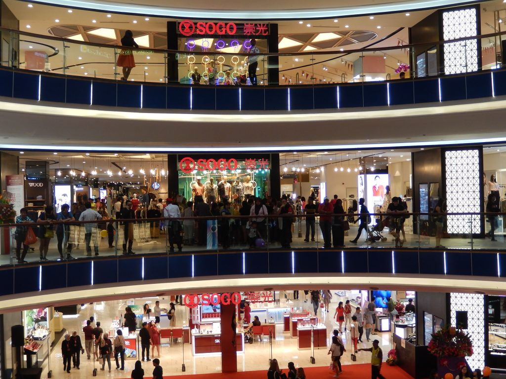 Mid Valley SouthKey JB Grand Opening
