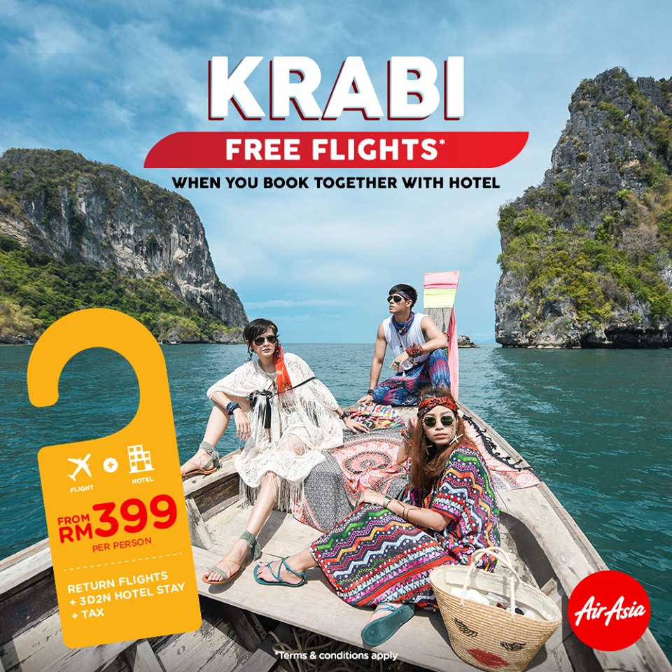 Free AirAsia flights