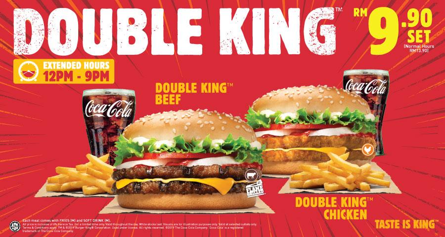 Burger King Specials May 2019 – Fashionsneakers club