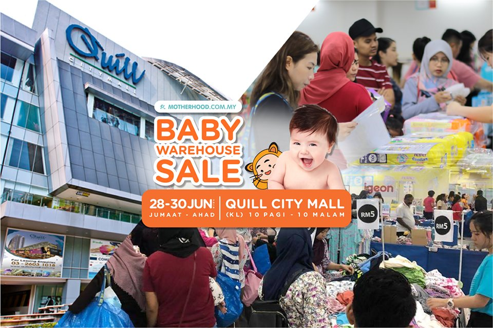 f9d9ad2633442 Motherhood Baby Warehouse Sale June 2019 - Coupon Malaysia, Malaysia ...